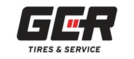 GCR Tires & Service logo