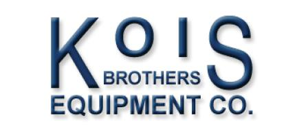 Kois Brothers Equipment co. logo