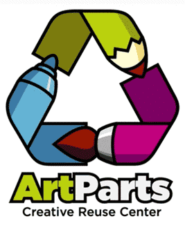 Art Parts Creative Reuse Center logo