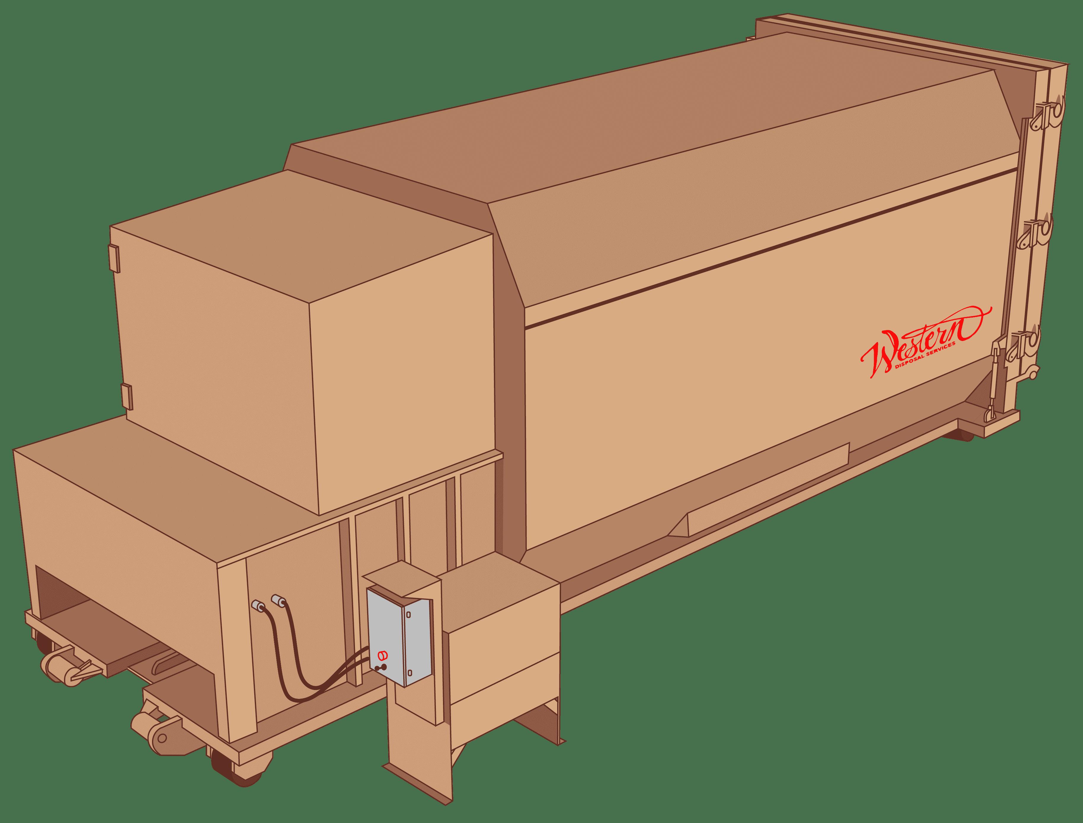 Compactor illustration