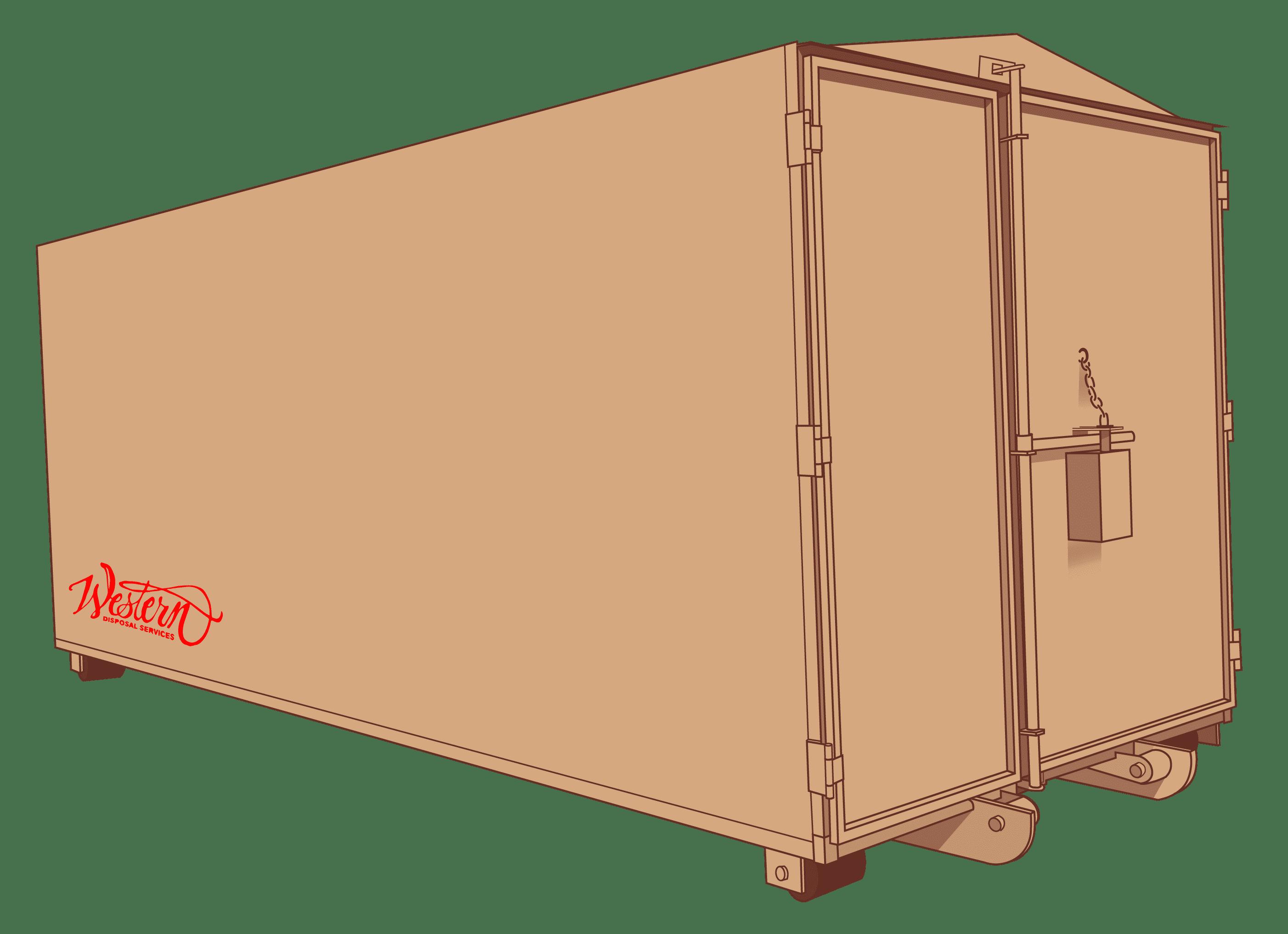 portable storage rendering