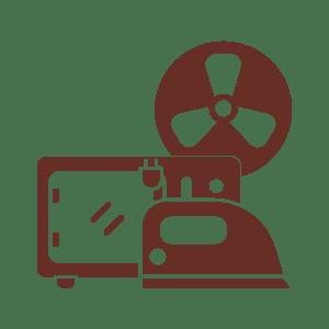 Small appliances icon